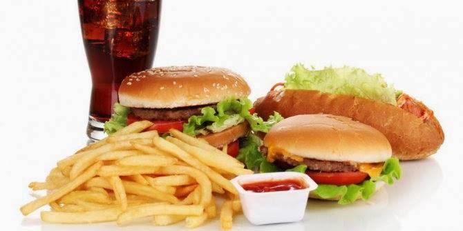 Kenapa fast food buruk bagi kesehatan