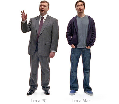 get a mac - advertising - pc vs mac