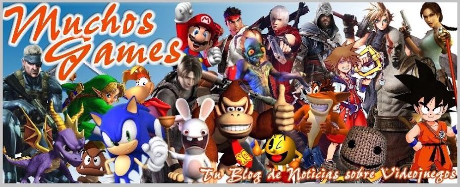 Muchos Games