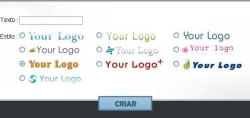 Como criar um logotipo ou logomarca