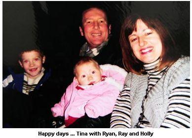 holly cleveland keluarga