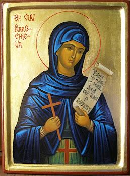 Azi 14 octombrie praznuirea Sfintei Parascheva de la Iasi !
