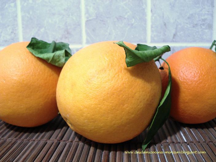 Del rbol a tu mesa - Naranjas del arbol a la mesa ...