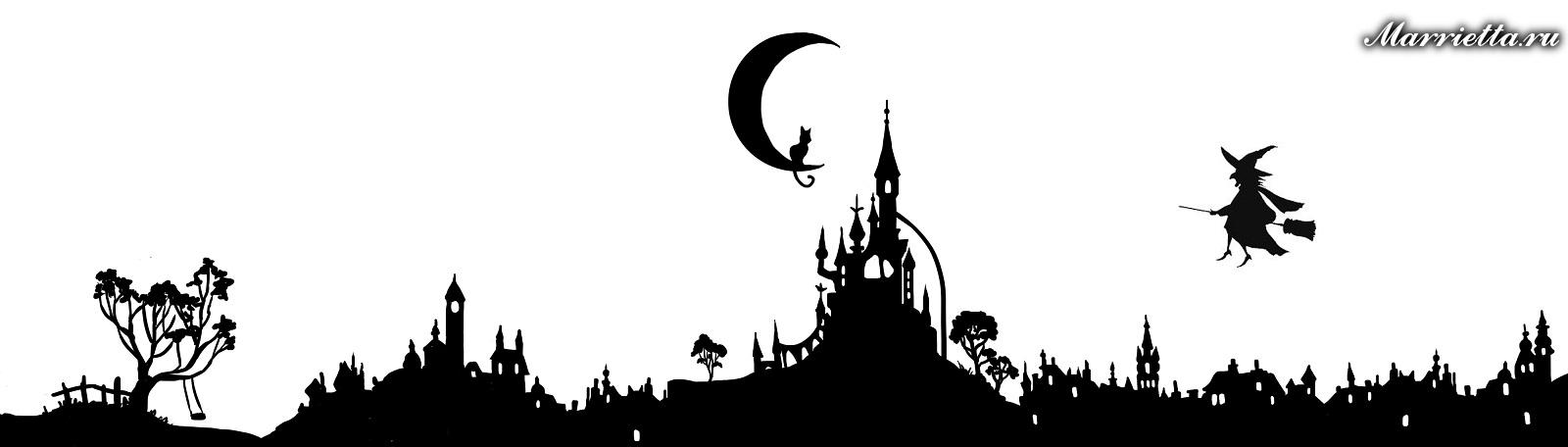 К Хэллоуину. Сказочные ночники из баночек своими руками