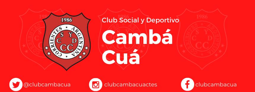 Club Social y Deportivo Cambá Cuá