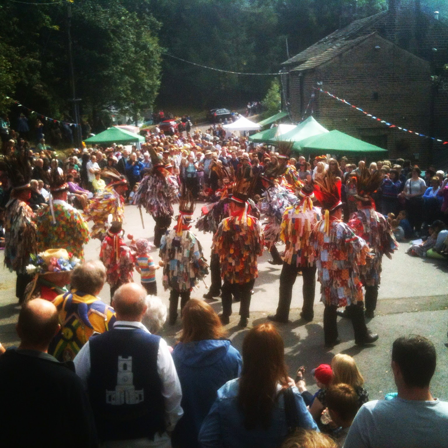 It's only Morris Dancing but I like it.