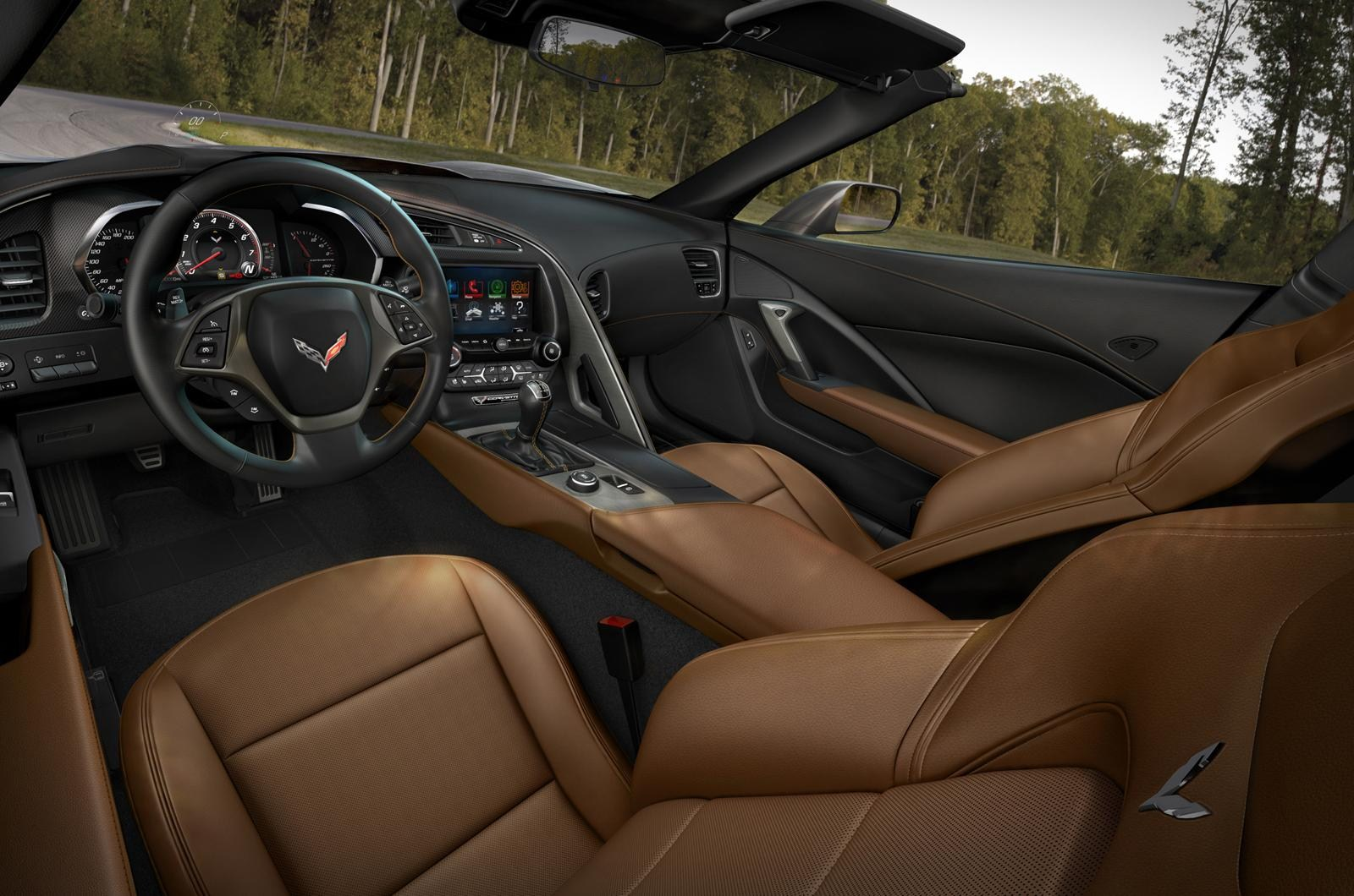 2015 Chevrolet Corvette Coupe Car Review