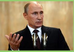 """Putin: Los intentos de presionar a Rusia con sanciones son """"inaceptables y estériles"""""""