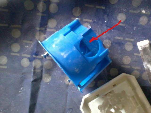 Подрозеточная коробка установка фото