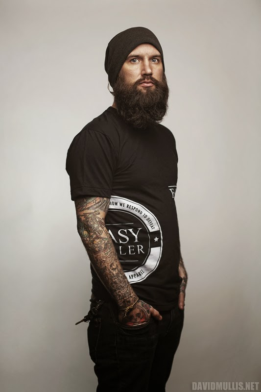 men with beards and tattoos