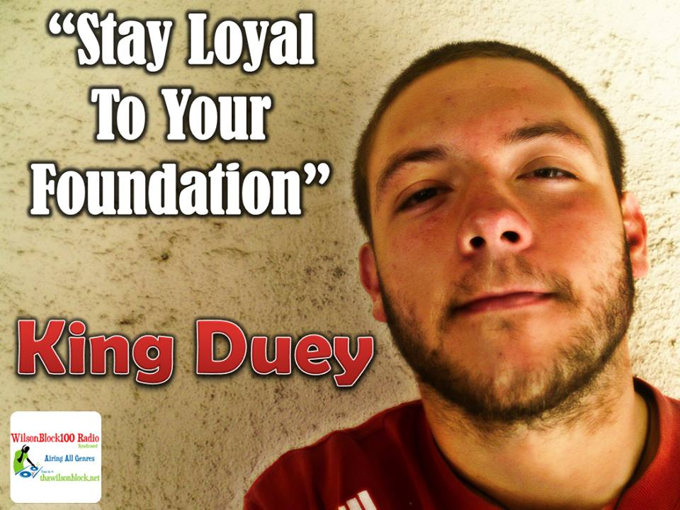 King Duey Interview