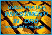 Quali rischi e vantaggi nell'investire in oro