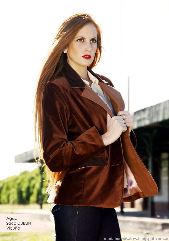 Sacos mujer moda invierno 2013 Breakin Da Rules