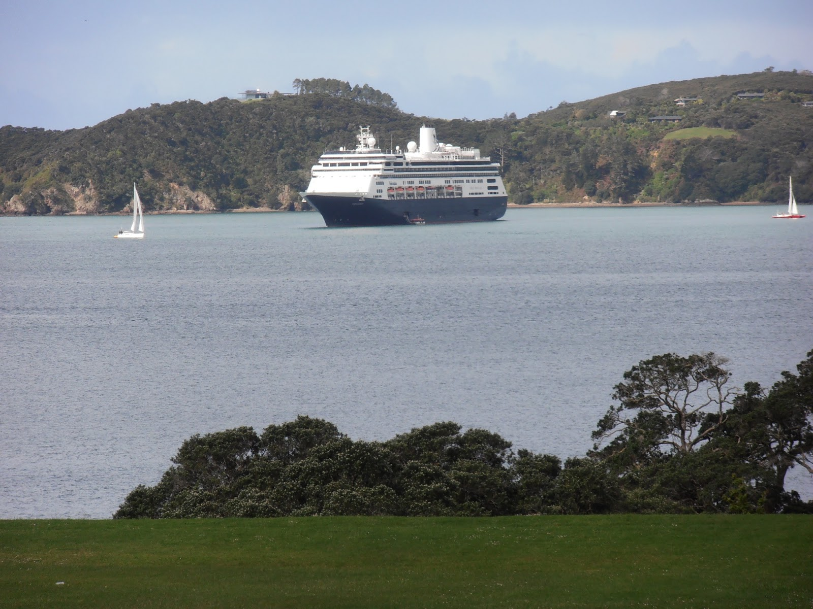 Cruise The Pacific Where Do Cruise Ships Dock In New Zealand