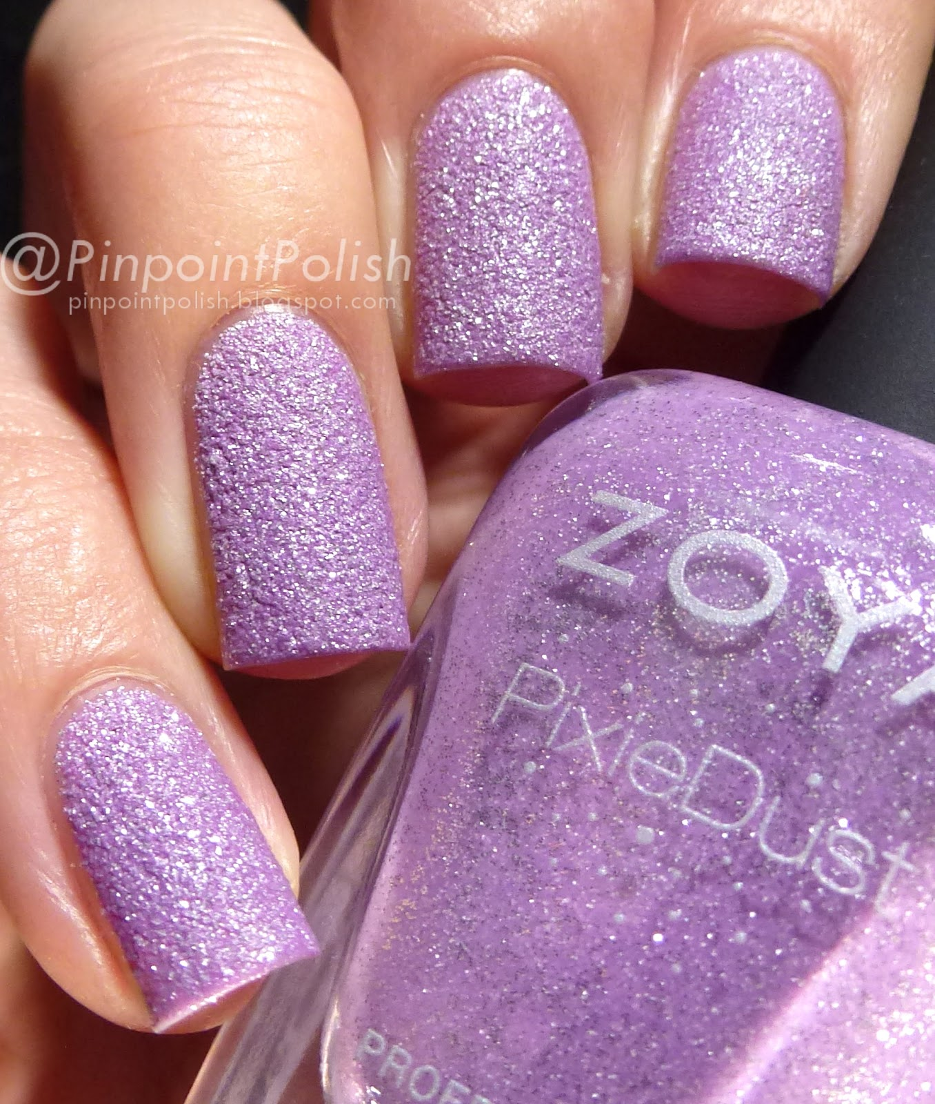 Stevie, Pixie Dust, Zoya, swatch