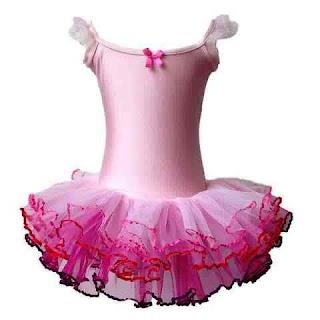 Gaun Balet Anak Perempuan
