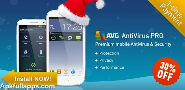 Mobile AntiVirus Security PRO v3.1.1