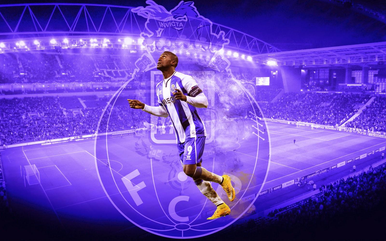 Jackson Martinez 2015 FC Porto Colombian Star HD Desktop Wallpaper