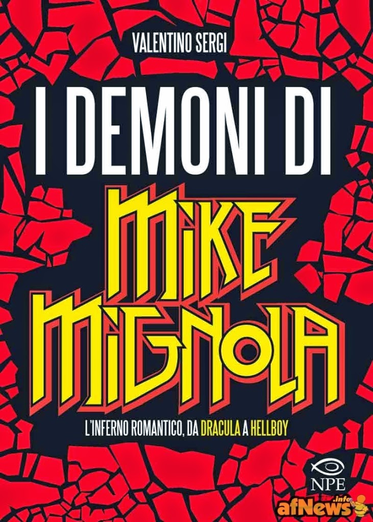 Mike Mignola, Nicola Pesce Editore, Valentino Sergi