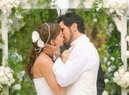Bill e Katie si sposano