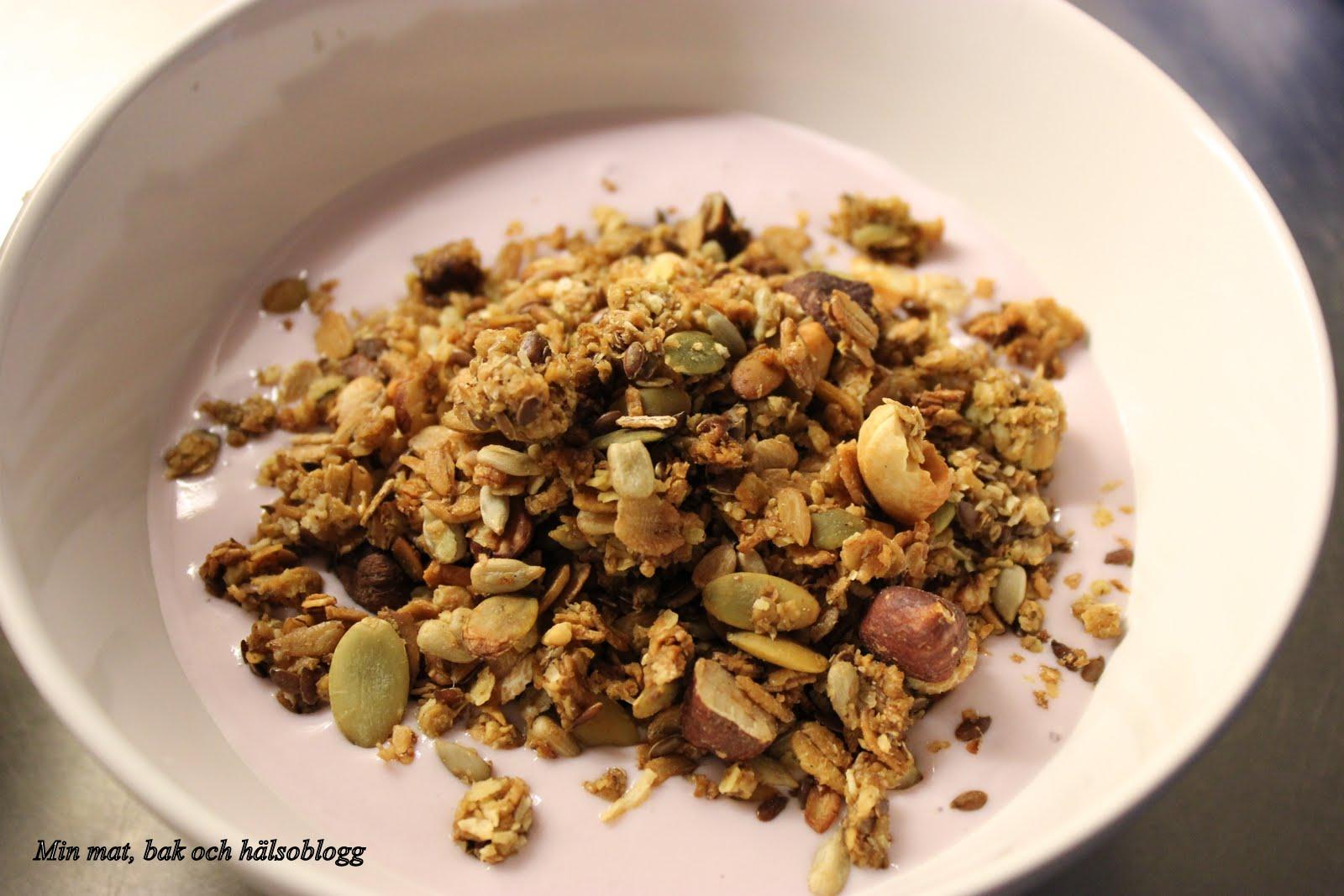 vad är granola musli