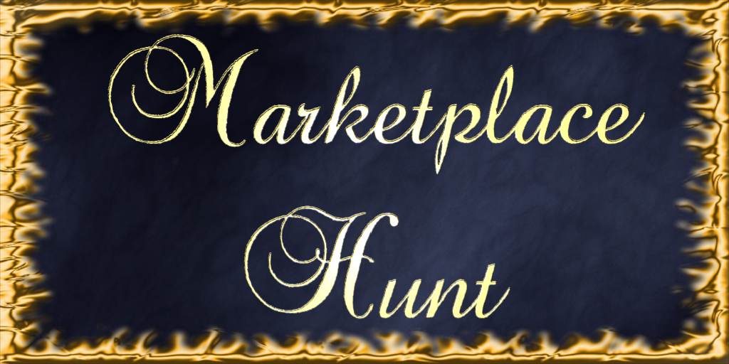 Marketplace Hunt