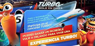Concurso turbo nickelodeon nick gana premios viaje a orlando florida mexico latinoamerica 2013