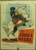 O ÁGUIA NEGRA E A LEI DOS FORTES - 1954