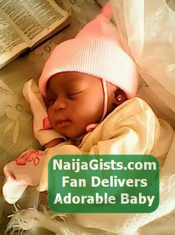 cute nigerian baby girl