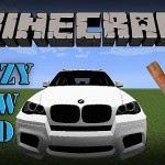 untitled Crazy BMW Car 1.4.7 Mod Minecraft 1.4.7