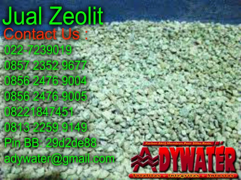 Jual Zeolit Eceran - Jual Zeolit Jawa Timur