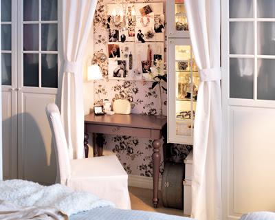 M ydeas decoration d 39 interieur a la recherche de la coiffeuse id ale - Ikea cree sa chambre ...