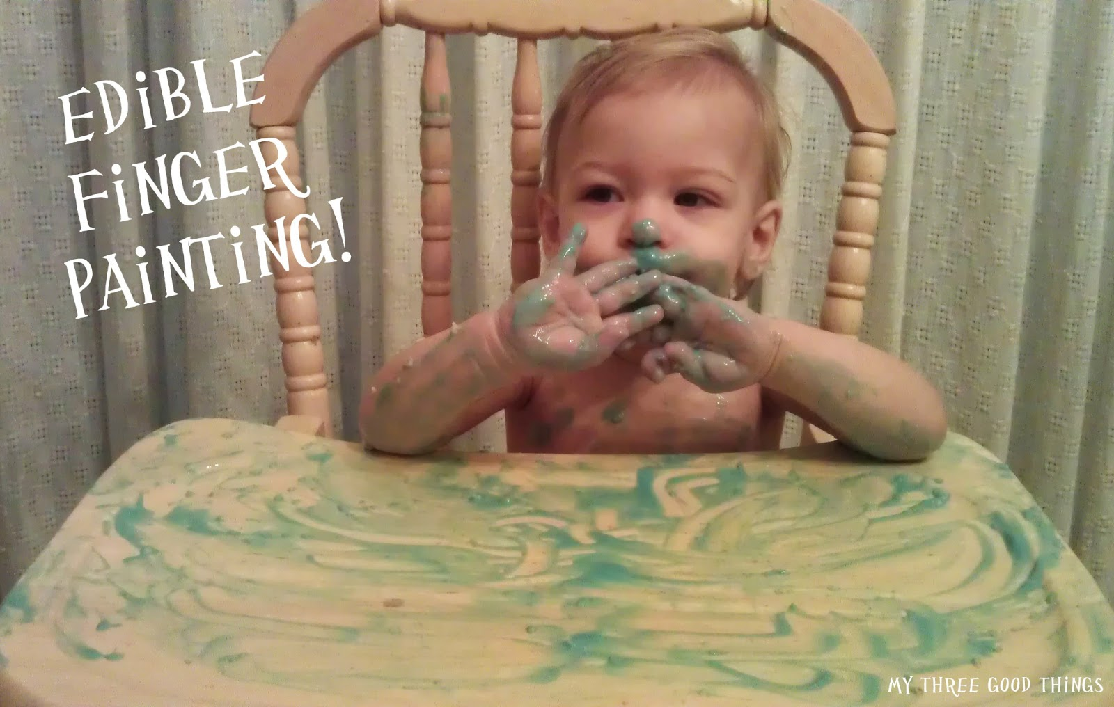 My Three Good Things: Toddler Activities: 12-24 Months