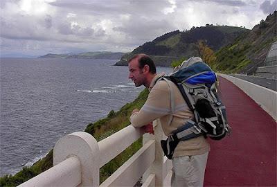 Carlos Mencos. Camino del Norte 2003.