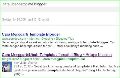 apa itu keyword? bagaimana memasang keyword di blog