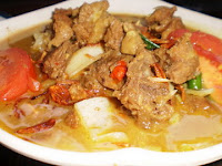 Resep Tongseng Daging