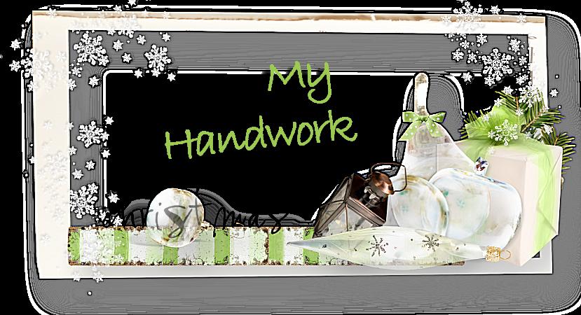 my handwork