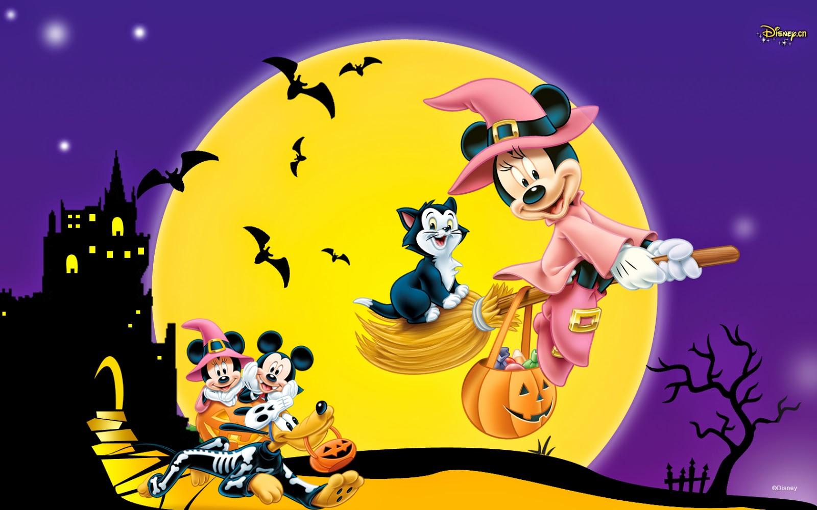 Novedades disney pel culas disney para halloween - Disney halloween images ...