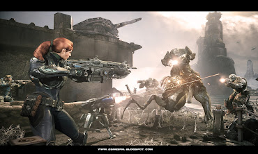 #21 Gears of War Wallpaper