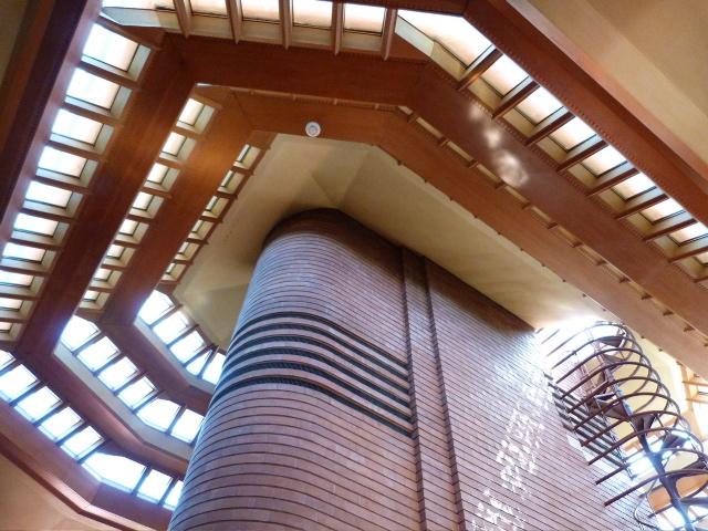 La route des livres juillet 2012 - Architecture organique frank lloyd wright ...