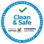SELO CLEAN & SAFE - PATRIMÓNIO CULTURAL