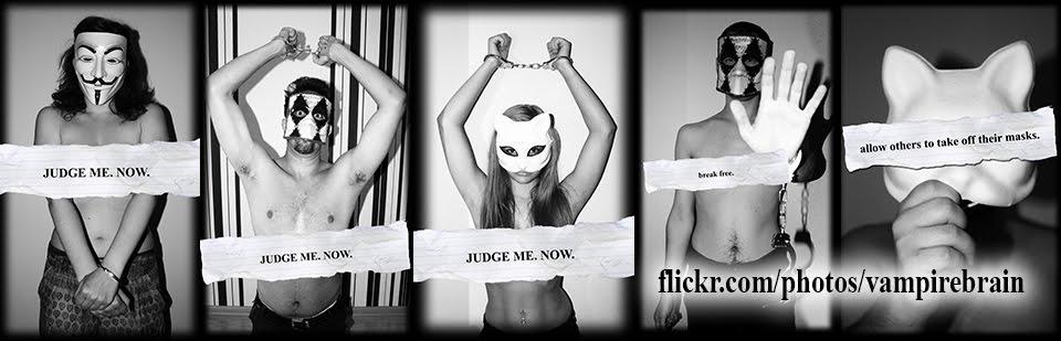 JUGDE ME. NOW.