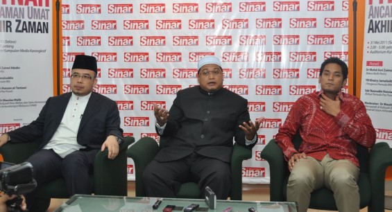 Ketua Pemuda Pas, UMNO Janji Bendung Fitnah
