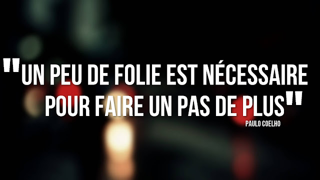 citation sur la folie