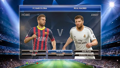 PES 2014 PC New 2