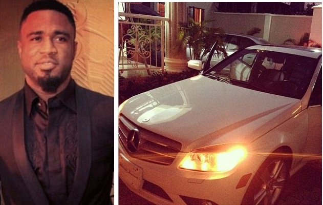 praiz buys mercedes benz car