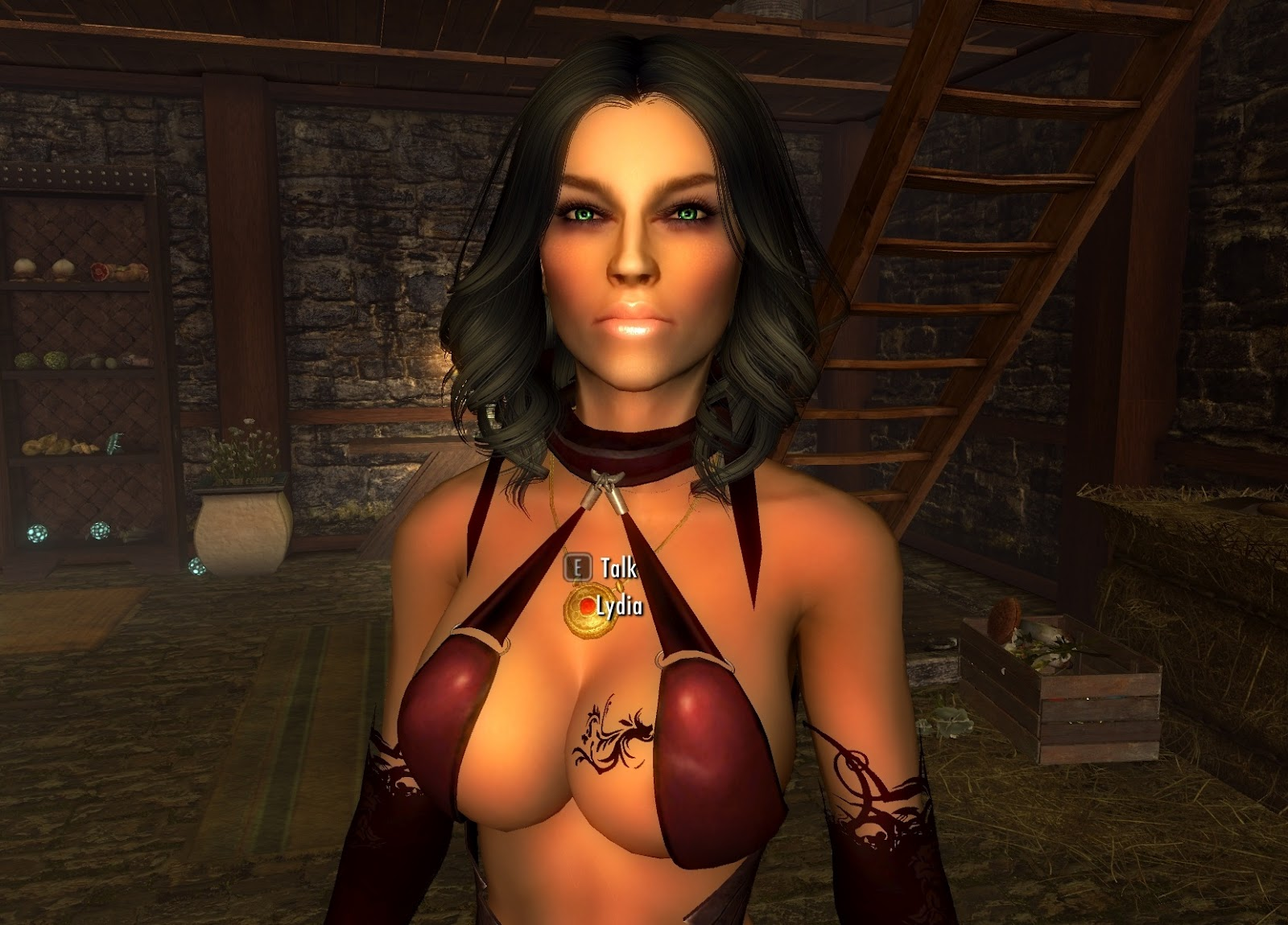 Morrowind boobs mod erotic gallery