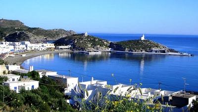 Vistas de Kithira - Islas Griegas