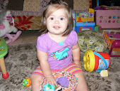 Hannah One Year Old