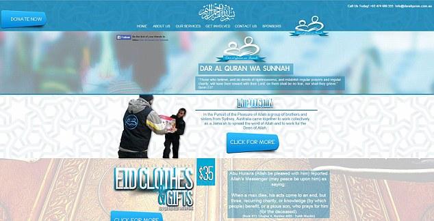 Membro da Dar al Quran Sunnah wa é preso